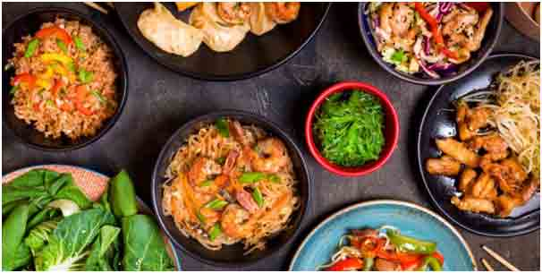 Never go out of Options for Dinner, Experience Chinese Food Delivery at its Best