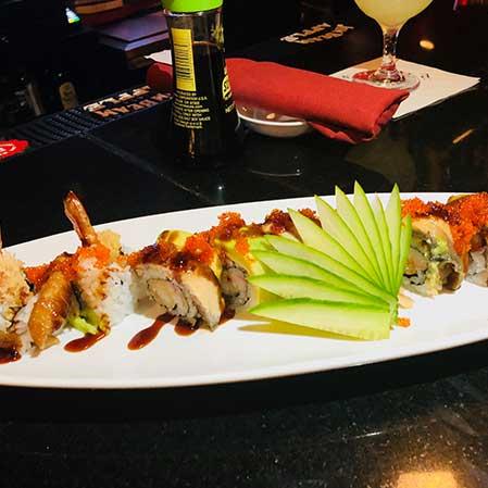 Samba Steak & Sushi