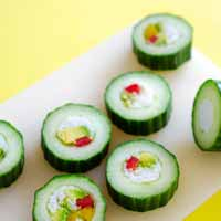 Cucumber (slices)