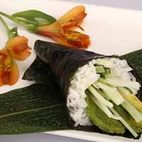 Cucumber (hand roll)